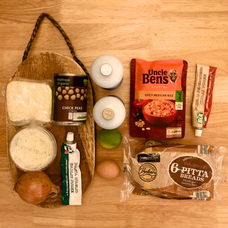 cooking with whatever i hace in the cupboard part 2 ingredients
